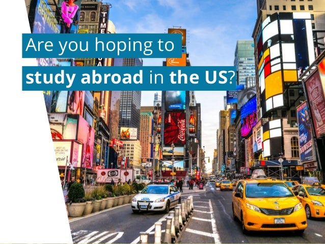 What it's Like to Study Abroad in the United States