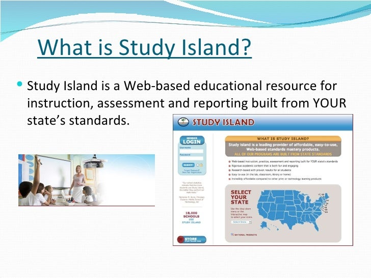 Study Island For Teachers 2010