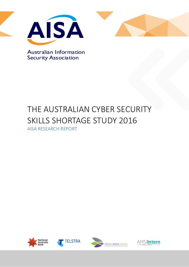 Study master of cyber security at australia with scholarship