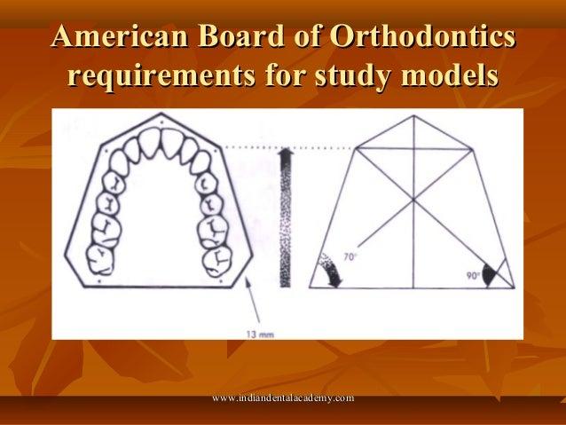 Study models diagnostic casts and master models - NYC Dentist