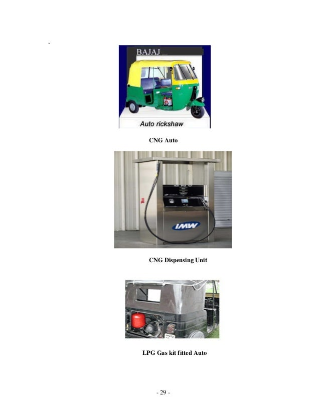 - 29 - . CNG Auto CNG Dispensing Unit LPG Gas kit fitted Auto