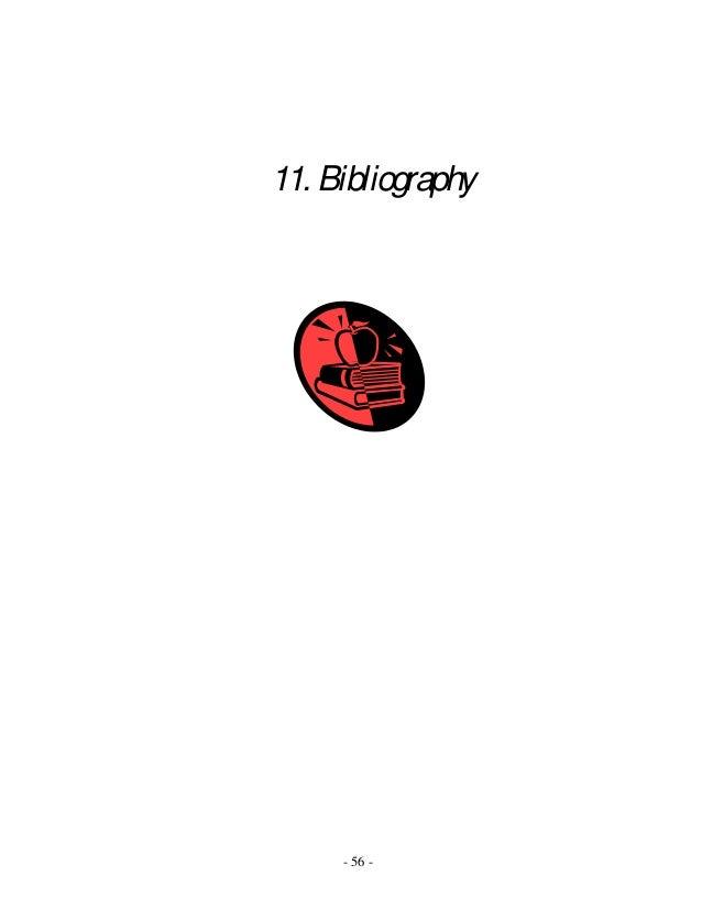 - 56 - 11. Bibliography