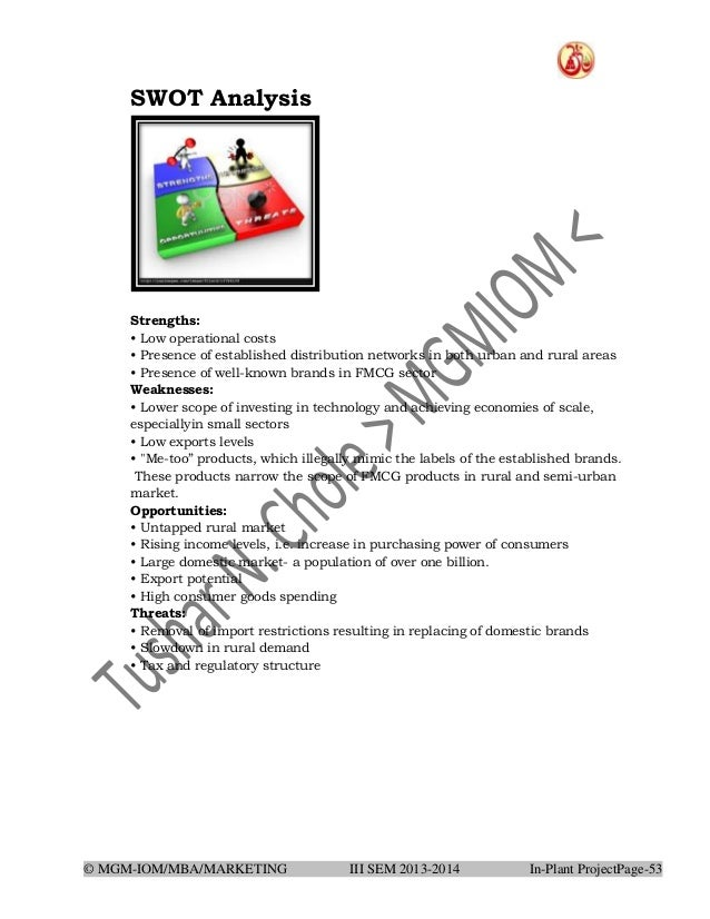 Consumer Oriented Sales Promotion