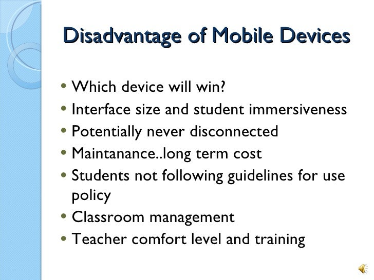 Advantages & Disadvantages of Allowing Cell Phones in School