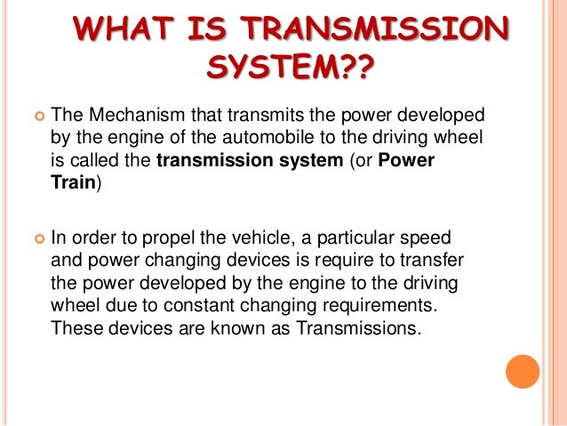 What Is Transmission >> What Is Transmission 2020 New Car Release Models