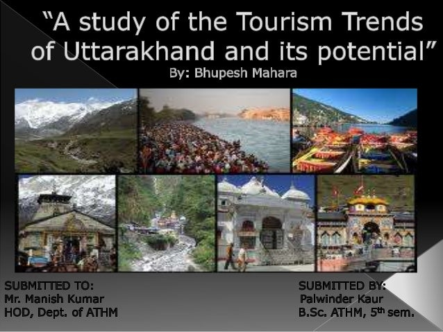 a study of tourism A study on the determination of the natural park's sustainable tourism potential  cetin m(1), zeren i(2), sevik h(3), cakir c(4), akpinar h(2.