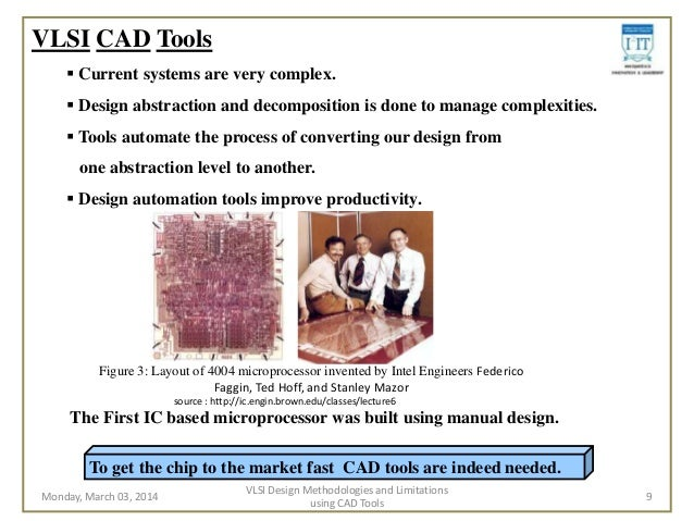 design methodologies and tools Agile design practices 2 for any given repair job you will use only a few of the tools different jobs, different tools you never need.