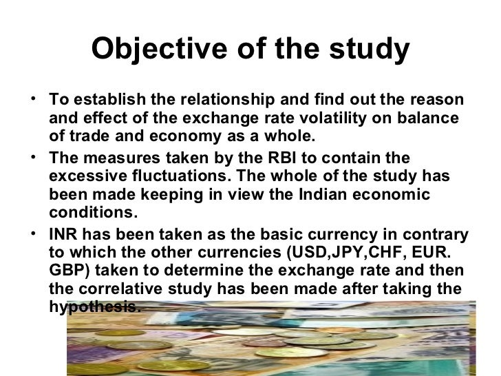 the impact of exchange rate fluctuation