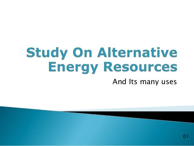 Study on alternative energy resources for Warmboard alternative