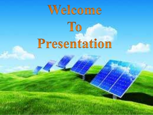 STUDY ON SOLAR IRRIGATION SYSTEM IN BANGLADESH  This Project is submitted in partial fulfillment for the requirements of t...