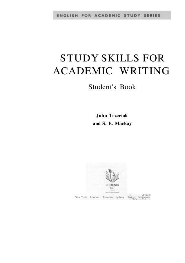 Academic Learning Skills