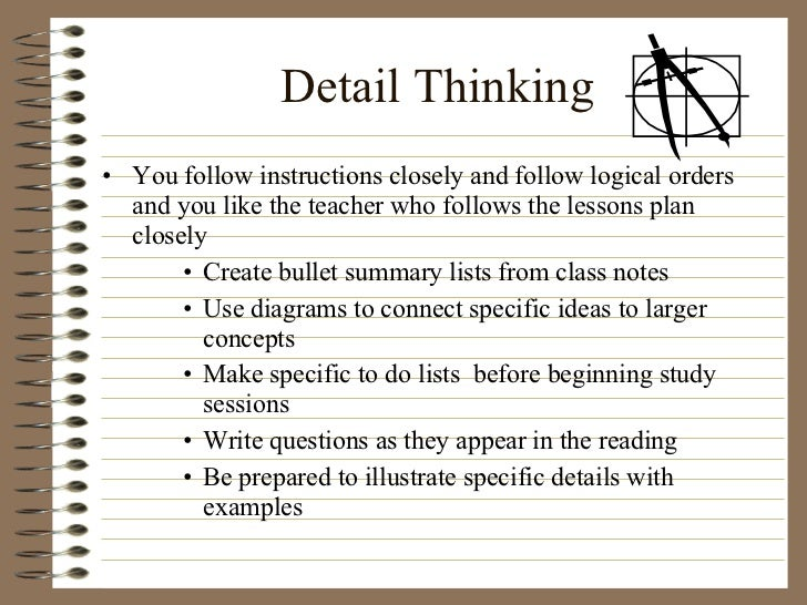 Critical thinking and study skills flvs