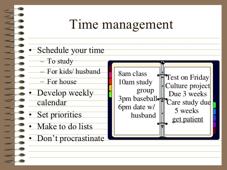 Time management essay in english