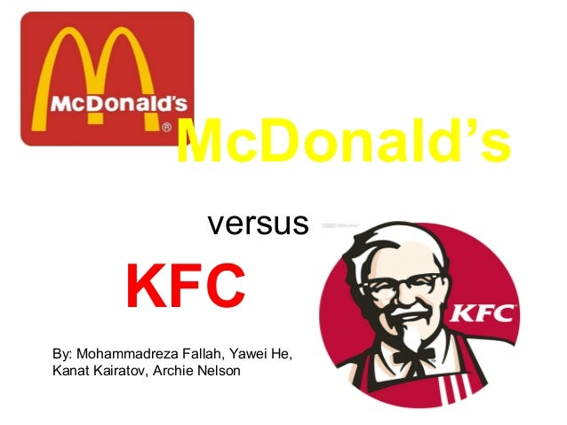 McDonald's VS KFC VS Burger King: Which is better?