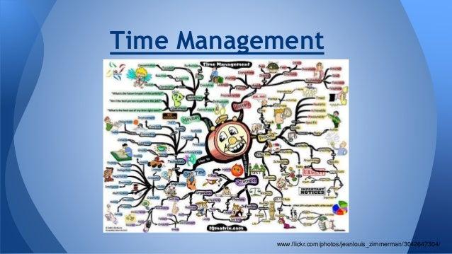 Time Management www.flickr.com/photos/jeanlouis_zimmerman/3042647304/