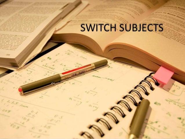 Study tips  for exam Slide 3