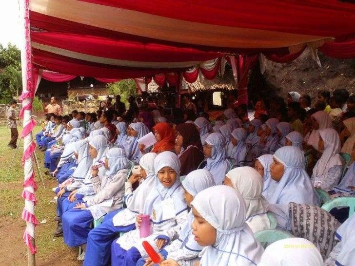 Study Tour Seni Budaya Tradisional Banten di Kampung Seni Yudha Asri Slide 2