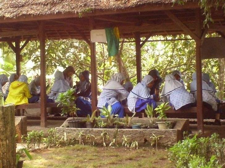 Study Tour Seni Budaya Tradisional Banten di Kampung Seni Yudha Asri