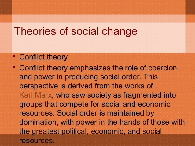 change and conflict theories and change Change theories » change theory  behavior change – a summary of four major theories family health international health belief model - clear illustration.