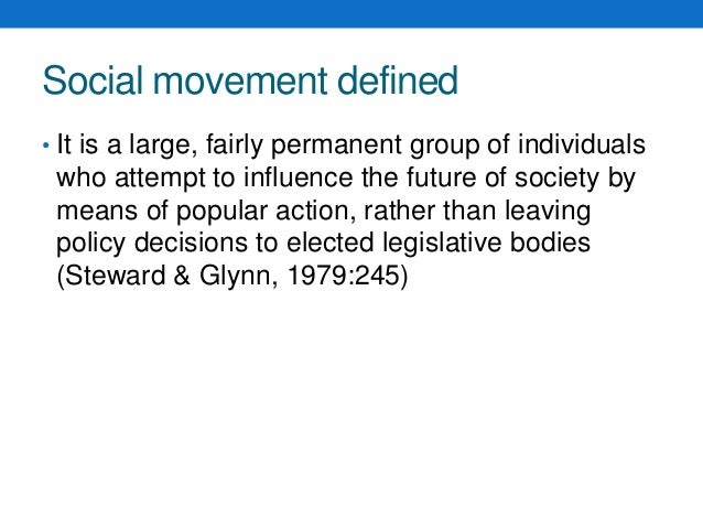 analysis of social movements in the Social movement theory and organization studies  social movements and formal organizations  his research uses cultural and institutional analysis to understand the.