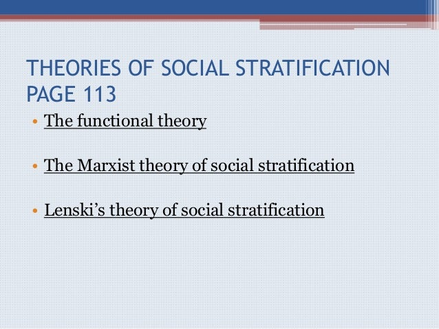 an analysis of stratification in society Br j sociol 2007 dec58(4):547-76 social stratification and attitudes: a comparative analysis of the effects of class and education in europe kalmijn m(1 ), kraaykamp g author information: (1)department of sociology, tillburg university a classic topic in the sociology of inequality lies in the subjective consequences of.