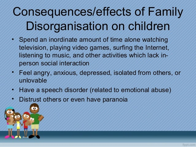 Effects Of video Games On Children