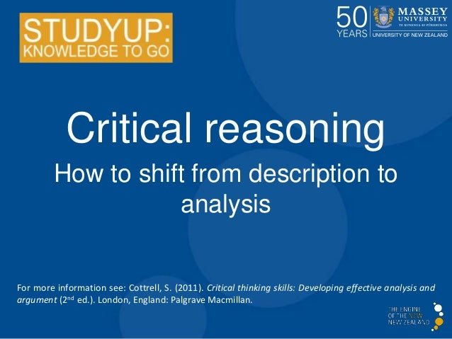 Download  Critical Thinking Skills  Developing Effective Analysis     Using Case Studies to Develop Critical Thinking Skills in       uvu edu