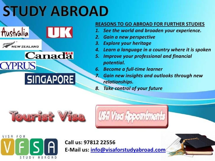Study at a University in the USA and Canada