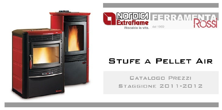 Stufe a pellet air - Stufe a pellet ventilate ...
