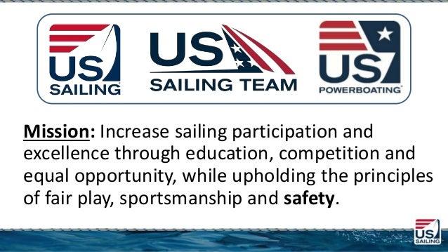Weaving Life Jacket Wear Throughout US Sailing Programs  Slide 3
