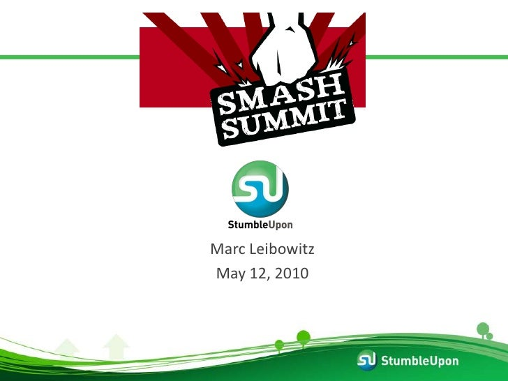 Marc Leibowitz<br />May 12, 2010<br />
