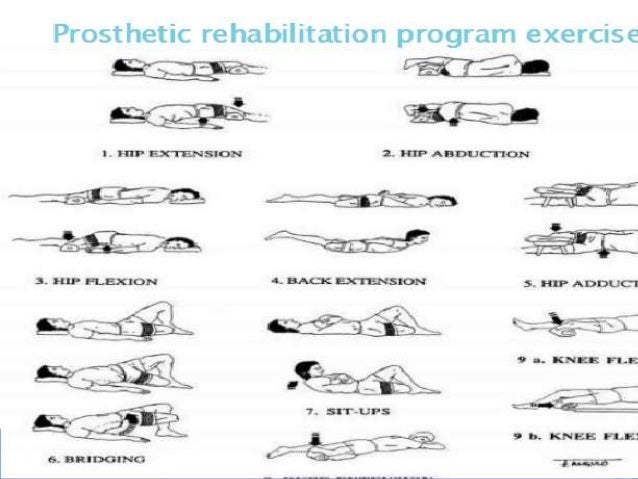Amputation,Stump care, phantom limb pain and gait training ...