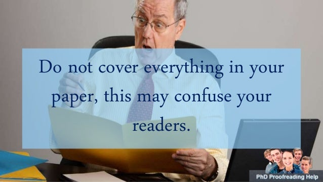 Proofreading online services