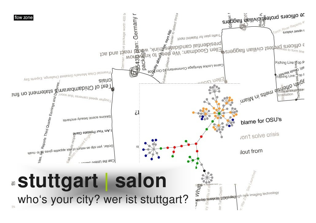 stuttgart | salon who's your city? wer ist stuttgart?                         stuttgart|salon