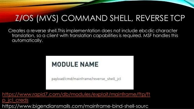 A Stuxnet for Mainframes