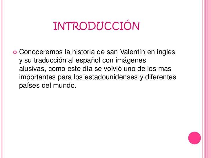 St valentine s day for En resumen en ingles