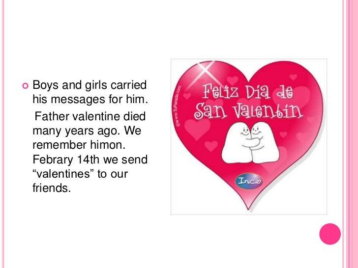 6 - San Valentines Day