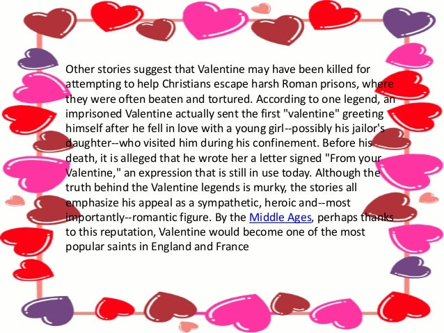 st valentine's day, Ideas