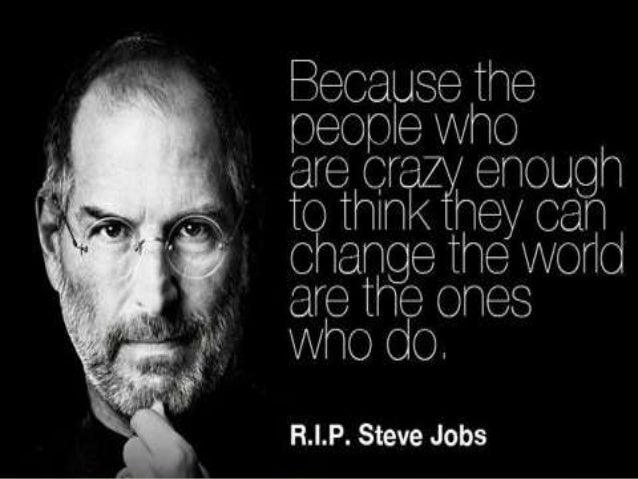 start the day right inspiring quotes by steve jobs