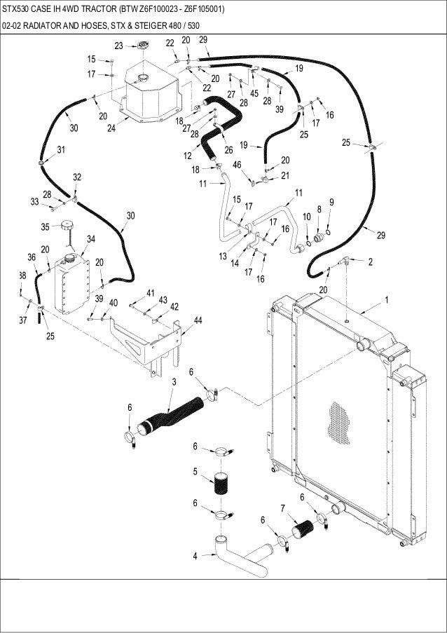 Case Ih Stx 375 Quadtrac Wiring Diagram : 39 Wiring