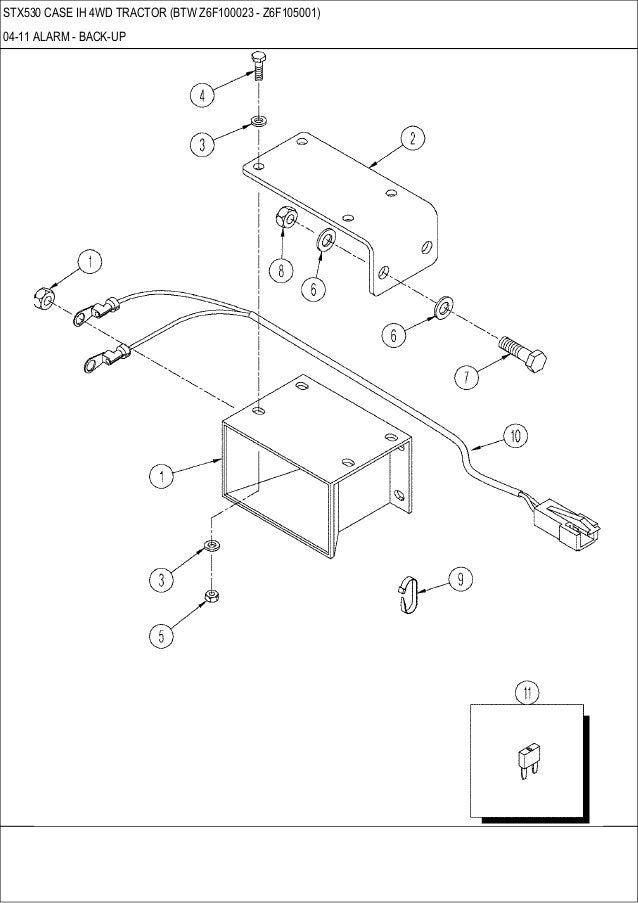 Case Ih 535 Quadtrac Wiring Diagram : 35 Wiring Diagram