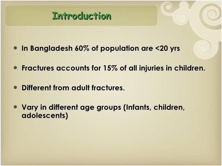 Paediatric fracture Slide 2