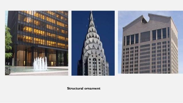 ornamentation in architecture ppt