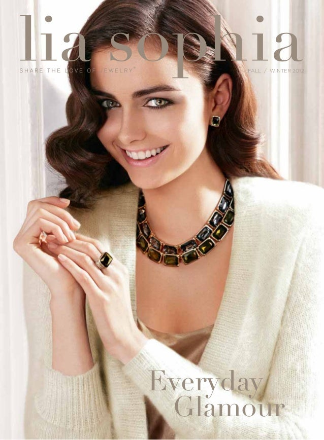 FALL / WINTER 2012Everyday Glamour
