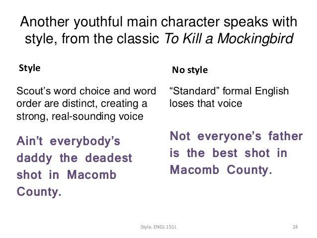 creative writing assignments for to kill a mockingbird Enjoy this massive bundle of beautifully designed materials that will take your class through five full weeks of lessons covering harper lee's classic american novel, to kill a mockingbird.