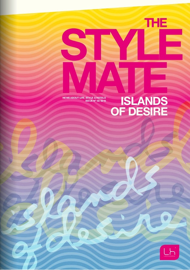 Style mate issue 02 2016