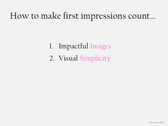 Style Me Pretty: Impactful First Impressions