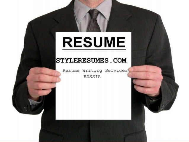 STYLERESUMES.COM Resume Writing Services RUSSIA
