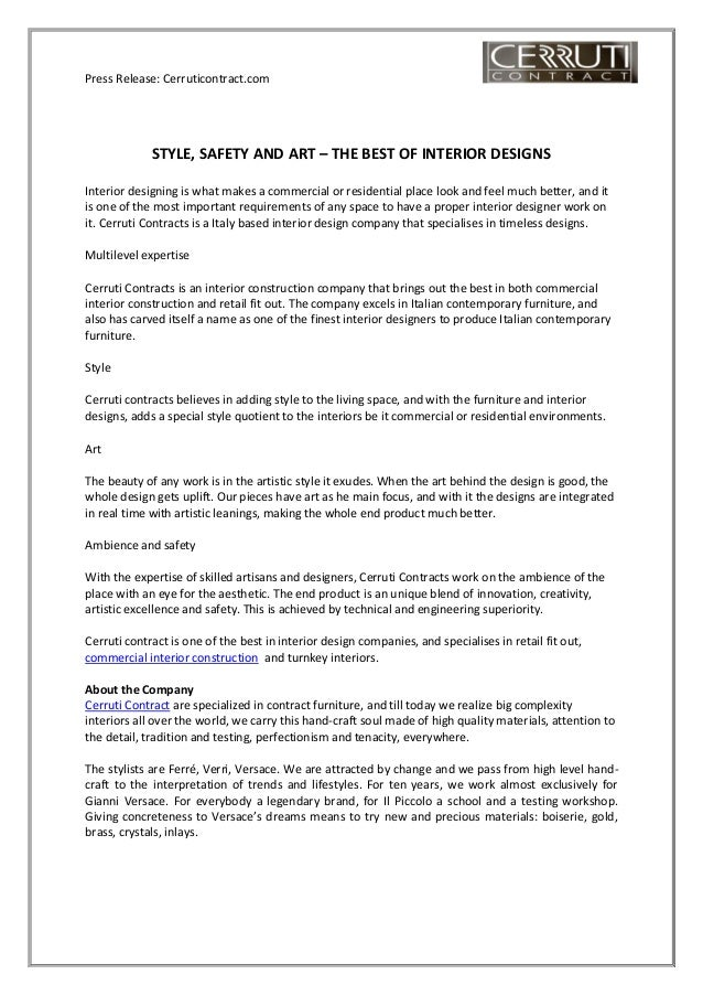 interior design contract agreement template agreement
