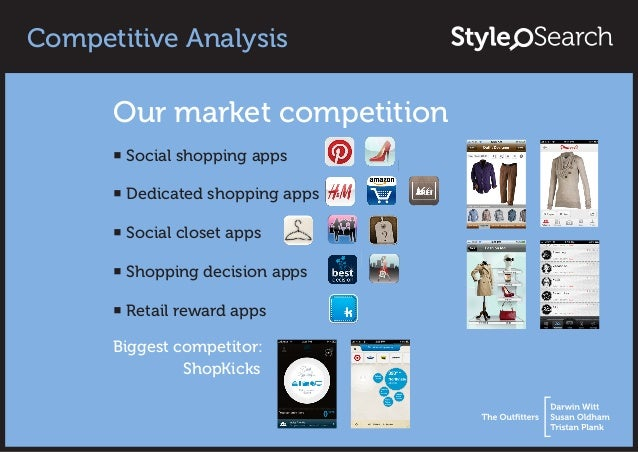 StyleSearch Shopping App | UX Design & Business Model